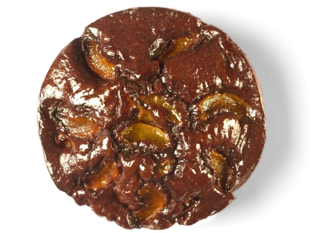 Torta pere e gocce di cioccolato